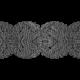 Crocheted Trim Template