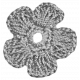 Doily Flower Template