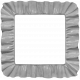 Ruffle Frame Template