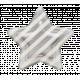 Striped Star Button Template