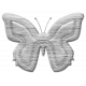 Wood Butterfly Template