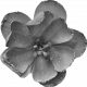 Spookalicious - Element Templates - Large Flower 02