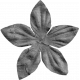 Spookalicious- Element Templates- Tiny Flower 01