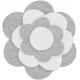 Felt Flower Template- Set 10b