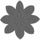 Paper Flower Template 28