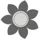 Flower Set 01d - Felt
