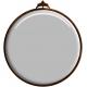 Circle Brad 11- Textured