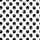 Oval & Polka Dot Overlay