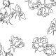 Floral 40 Overlay
