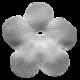 Flower 023 Template
