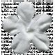 Flower 027 Template