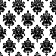 Paper 230 - Damask Overlay - Medium