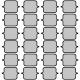 Brackets 001 Paper Template