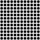 Polka Dots 40- Paper Template