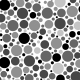 Polka Dots 48- Paper Template