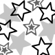 Stars 03- Paper Template