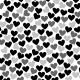 Hearts 12 - Paper Template