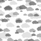 Clouds Paper Overlay