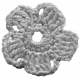 Crochet Flower Template 001
