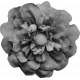 Silk Flower Template 001