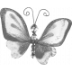 Butterfly Template 002