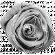 Fabric Flower Template 024