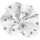 Fabric Flower Template 037