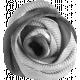 Ribbon Flower Template 007