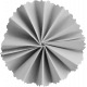Accordion Paper Flower Template 012