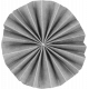 Accordion Paper Flower Template 005