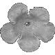 Silk Flower Template 004