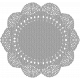 Doily Template 007