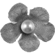 Silk Flower Template 005