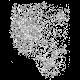 Glitter Splatter Template 004