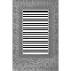 Vintage Paper Frame Template 006